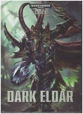 GW Warhammer 40K Codex Dark Eldar 7th edition - Hard Cover - Shrink Wrapped!