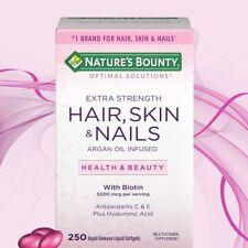 Nature's Bounty Extra Strength Hair, Skin & Nails