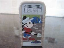 Disney, Epcot Flower and Garden Show 2017 Mickey, Salt or Pepper Trash can -NEW