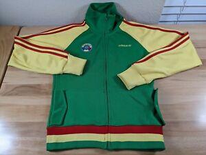 Adidas Originals Ethiopia Full Zip Track Jacket Size Medium Soccer Rare