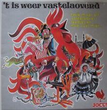 'T IS WEER VASTELAOVEND  - LP