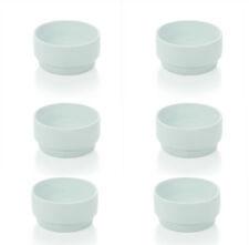 6 pièces bol, saladier, bol, Pott, 10,2 cm Ø, 0,26 L, porcelaine