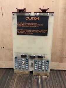 DEC PDP11 M9302 UNIBUS Terminator