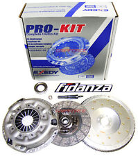EXEDY CLUTCH KIT+FIDANZA FLYWHEEL fits 90-96 NISSAN 300ZX 3.0L NON-TURBO VG30DE