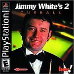 Jimmy White's 2: Cue Ball (PlayStation 1, PS1) Disc Only, Tested