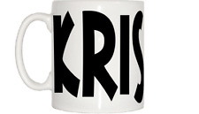 Kristina name Mug