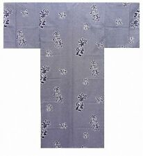 "DM-S00858-01-WH YUKATA with Obi S-M-L-LL-3L(56""-58""-60""-62""-64"") JAPAN MEN's"