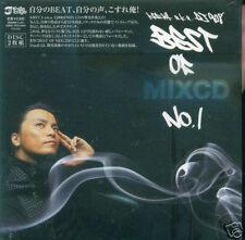 KREVA - BEST OF MIXCD NO.1 - Japan 2 CD - NEW J-POP