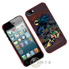 Apple iPhone 5/5S/i5S Licensed Shield Super Hero Batman™ and Robin Running
