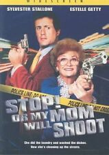 Stop or My Mom Will Shoot 0025192443527 With Sylvester Stallone DVD Region 1