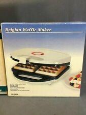 Belgian Waffle Maker TSK-245W White