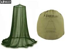 Army Mozzi Travel Camping Army Military Hanging Tent Mosquito Net Midge Mesh New