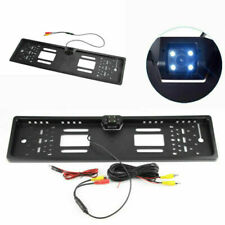 170° Car Rear View Reversing HD Camera Back Up Parking Number Plate Night Vision