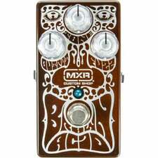 MXR CSP038 Custom Shop - Brown Acid Fuzz Pedal - Limited Edition - New !