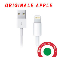 Cavo dati ORIGINALE Apple lightning usb IPHONE 5 6 7 8 X Plus iOS11 iPad cavetto