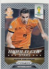2014 Panini Prizm World Cup Stars Base #21 Robin van Persie Netherlands