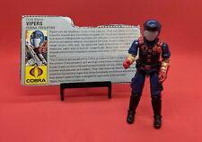 Vintage 1986 G.I. Joe Action Figure - Vipers
