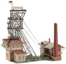 FALLER 130945 Coal Mine With Headgear 00/H0 Model Rail Kit