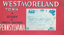 Westmoreland Town A Story of North Eastern Pennsylvania F Clements Illustrations