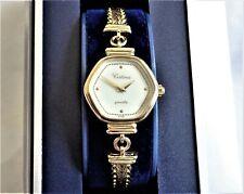 Vintage 1980s Certina 717 Swiss Made Art Deco New Old Stock Ladies Quartz watch
