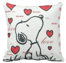CUSCINO SNOOPY CHARLIE BROWN FUMETTO LOVE 1 PILLOW
