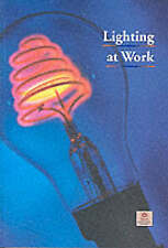 Lighting at Work by Health and Safety Executive (HSE) (Paperback, 1997)