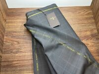 Ermenegildo Zegna Fabric for suit / blazer Traveller line wool&silk 3.3m