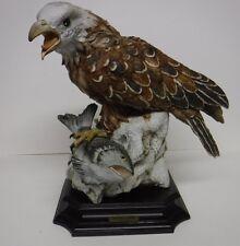Capodimonte Pandion Falco Hawk Fish Figurine Limited Edition 529/1000
