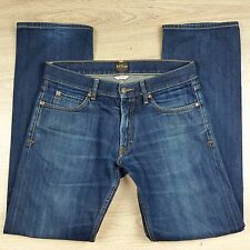 Ra-Re Womens Jeans Size 32 Styled in Italy Indigo wash W33 L33 100% cotton (D11)