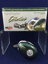 SALE! NEW! U.S. Reel - SuperCaster Effortless 700X - Bait Casting Reel - Boxed