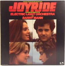 Joyride motion picture Soundtrack Vinyl LP 1977 NM / Electric Light Orchestra