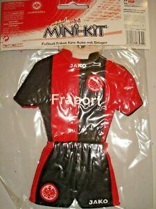 RARITÄT ! Mini-Mini-Kit  Away FRAPORT Eintracht Frankfurt  Fussball Fanartikel
