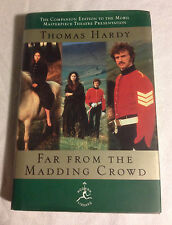 Far from the Madding Crowd by Thomas Hardy (1998, Hardcover, Very Good+)