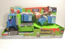 Flush Force - Series 2 Potty Wagon, with Gross Collectible Figures for Kids Ages