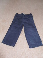 Boys Blue Trousers from Marks and Spencer.  Size 12-18 months