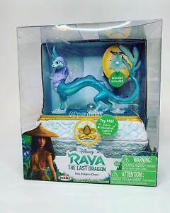 NEW!!! Disney's Raya and The Last Dragon Sisu Dragon Chest Jewelry Box(SHIP NOW)