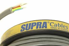 SUPRA LO-RAD 2.5MM MKII MAINS CABLE FOR DIY | SILVER PLATED VERSION