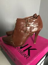Brown Shoe Boots Size 7