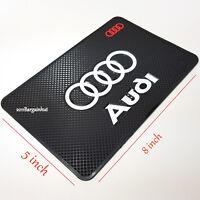 Audi Car Dashboard Mount Sticky Pad Mat Mobile Phone Holder Non Slip Auto Sticky