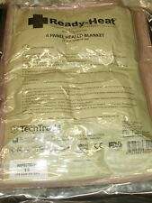 """8 Tech Trade Ready-Heat 4 Panel Heated Blanket Up To 10 Hours of Heat 34"""" x 48"""""""