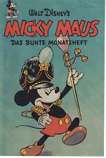Nachdruck  Micky Maus Heft Nr. 3 / November 1951