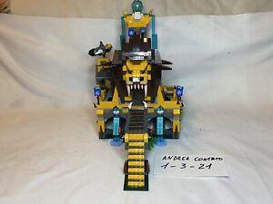 Lego CHIMA set 70010 THE LION CHI TEMPLE