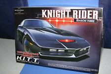 KNIGHT RIDER Season THREE K.I.T.T. with Red Scanner 1/24  Aoshima Japan