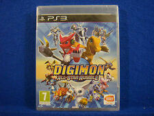 ps3 DIGIMON ALL STAR RUMBLE Digimon NEW & Sealed Playstation PAL UK REGION FREE