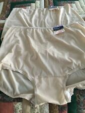 Silky Bali Skimp Skamp Two Briefs 2633 Size 4XL/11 Full Coverage New With Tag