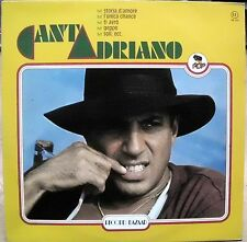 CELENTANO ADRIANO CANTA ADRIANO STORIA D'AMORE SOLI GEPPO  LP 1980 ITALY MINT