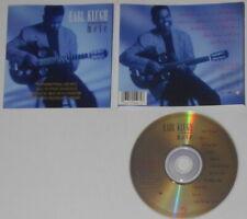 Earl Klugh - Move -  U.S. promo cd, Gold DJ Stamp