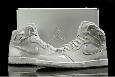 the best attitude b14d1 f703d Nike Air Jordan 1 Retro Dunk HI SILVER 25th Anniversary Suit Case Limited  Sz10.5