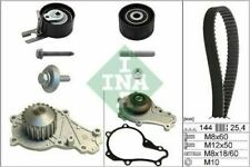 Genuine INA Timing Belt and Water Pump Kit 530023930 fits FORD FIESTA MK 6 1.4D