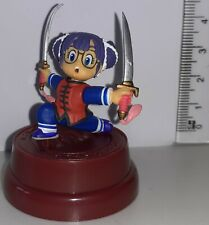DOTTOR DR SLUMP E ARALE BOTTLE CAP GASHAPON MINI FIGURE FIGURA FIGURINA BANDAI A